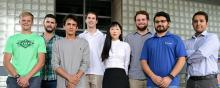 2016 graduate student scholarship winners