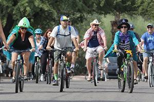 Bike More Challenge; photo by Ron Medvescek/Arizona Daily Star